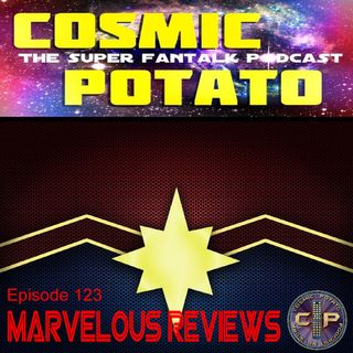 Episode 123: Marvelous Reviews