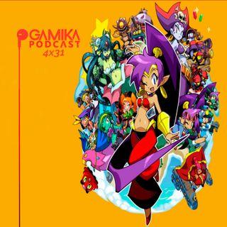 Gamika Podcast 4x31: Los 100 Gigas de Shenmue III