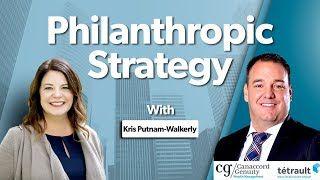 Philanthropic Strategy