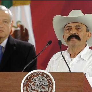 """Emiliano Zapata's Grandson Calls Out """"Viva Mexico, Cabrones!"""""""
