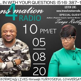 Tonya B. Ratliff Joins Clifton Pettyjohn on TRANSFORMATION RADIO