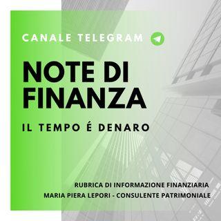 Note di Finanza | Il tempo è denaro