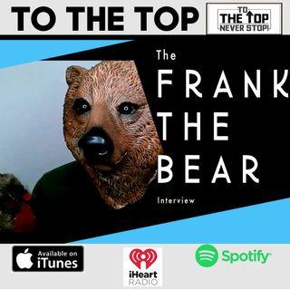 Man Interviews Talking Bear - The Frank The Bear Interview