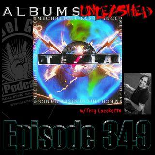Albums Unleashed TESLA Mechanical Re