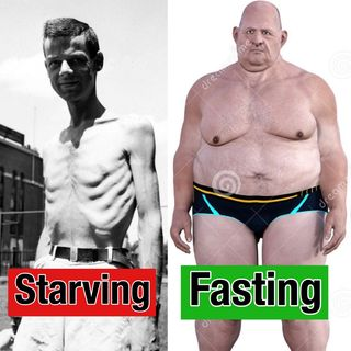Episode 129 - Why Fasting ISN'T Starving