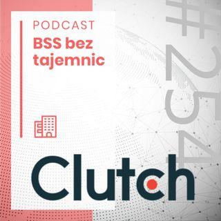 #254 Clutch - jak znaleźć dobrego dostawcę usług w Internecie