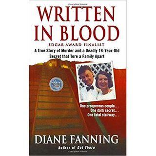 WRITTEN IN BLOOD-Diane Fanning