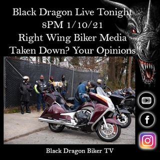Is Right Wing Biker Social Media Under Assault? What Does That Mean For Everyone Else?