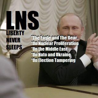 Liberty Never Sleeps 07/17/18 Show