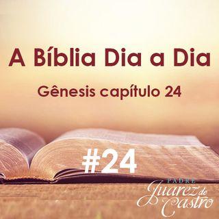 Curso Bíblico 24 - Gênesis Capítulo 24 - Isaac e Rebeca - Padre Juarez de Castro