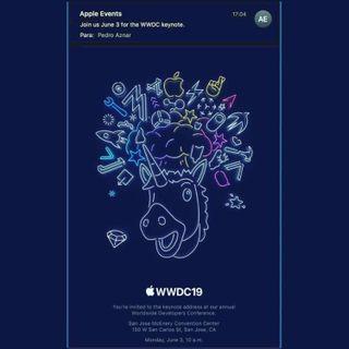 La previa de la WWDC 2019 (Ep. 72)