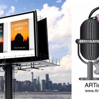 ARTiculation Radio — TRIPLE-DROP TRILOGY (books by Mylia Jaza)