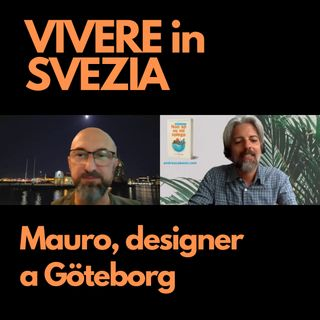 Mauro, Service Designer a Göteborg