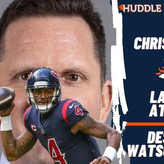 HU #626: Chris Harris, Jr. Laughs at Broncos Fans Pining for Deshaun Watson