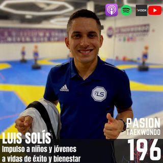 Luis Solis: Impulso a niños y jóvenes a vidas de impulso y bienestar