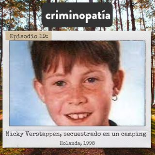 19. Nicky Verstappen, secuestrado en un camping (Holanda, 1998)