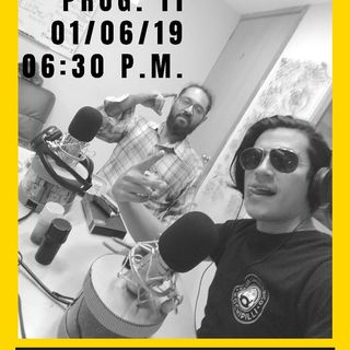 YoSoyTED!!! Prog 11 Radio Pacheco