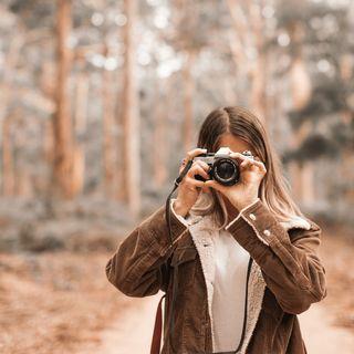 Fotografare per narrare di sè e scoprire il mondo