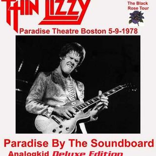 ESPECIAL THIN LIZZY PARADISE LIVE 1978 #ThinLizzy #classicrock #westworld #tigerking #shadowsfx #mulan #onward #r2d2 #yoda #twd #uploadtv