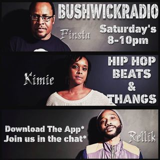 Hip Hop Beats & Thangs w/Finsta, Kimie & Rellik (EP.2) 1/12/19