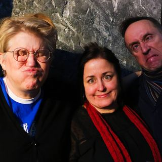 Magda In de Betou, Göran Everdahl och Camilla Lif