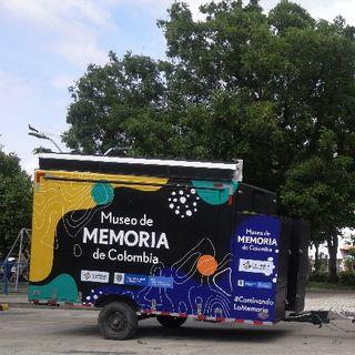 13 País con Memoria - Desde Barranquilla la Itinerancia 'Sanaciones. Diálogos por la memoria'.