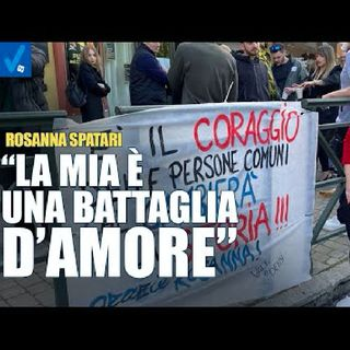 """Rosanna Spatari: """"Non ho paura dei soprusi del potere. Sono dalla parte del giusto"""""""
