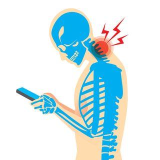 #35 Il collo da tablet: sintomi e rimedi