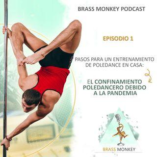 T1. Ep1: 10 Pasos para un entrenamiento de poledance en casa en medio de una pandemia
