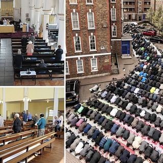Steel City Resistance - SCR#315 423 New Mosques, 500 Closed Churches in London