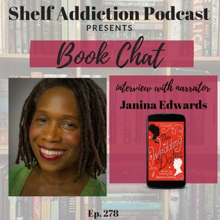 Interview with Audiobook Narrator Janina Edwards | Book Chat
