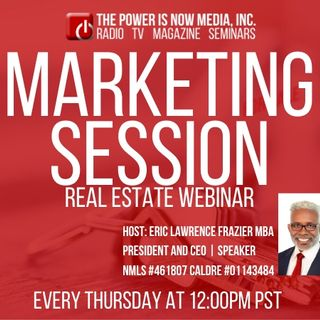 The Power Is Now: Marketing Session