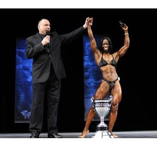 Top IFPA Women's Bodybuilder Dianne Brown!