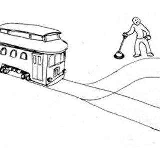 Trolley Problems: Philosophy Is a Joke - YMB Podcast E135