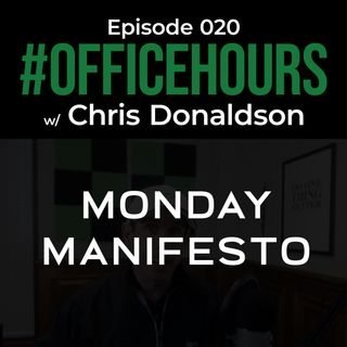 Masters Week | #OfficeHours Podcast 020