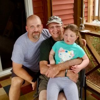 Dad to Dad 109 Brian & Allen Lynch, Medal Of Honor Recipient, Reflect On Raising A Child With A Super Rare Genetic Disorder