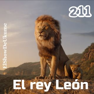 El rey León | ElShowDeUkume 211