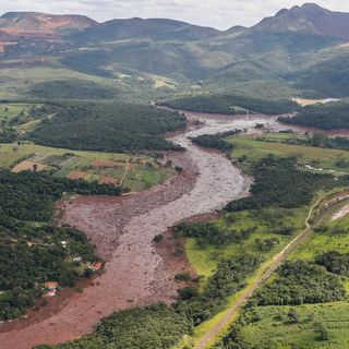A Mina do Córrego do Feijão pariu uma tragédia humana
