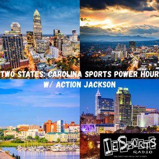 Two States: Carolina Sports Power Hour