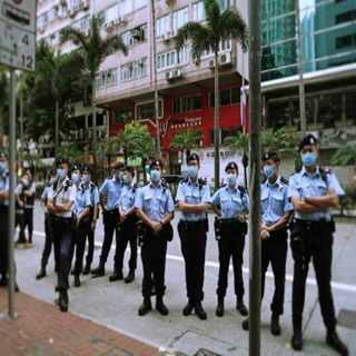 World News : Security Tight In Hong Kong Ahead Of Expected Banned China National Day Protest - Reuters