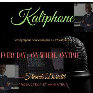 PODCAST #879 KALIPHONE 2nd Edition - LES BELLES VOIX QUI ELEVENT L'ÄME - Réalisateur Franck DORISTIL pasteur pour la RCEI - THE DIGITAL GOSP