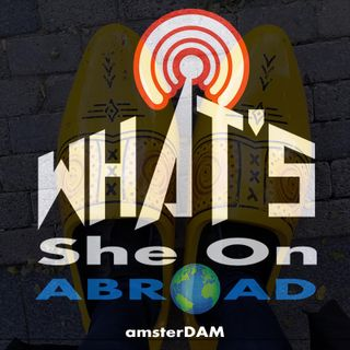 amsterDAM - What's She On Abroad
