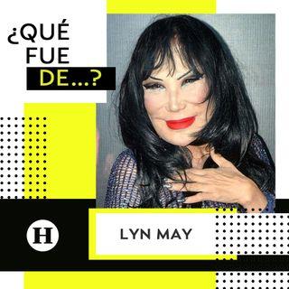 Lyn May│¿Qué fue de...? La vedette y actriz de ficheras