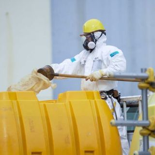Inside Japan's nuclear disaster zone
