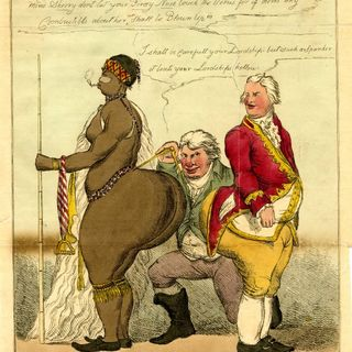 """The Elephant Room: The Modern Day """"Hottentot Venus"""" #9"""