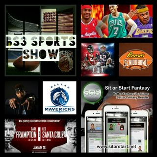 BS3 Sports Show 1.28.17 (Sponsored by @SitorStartApp)