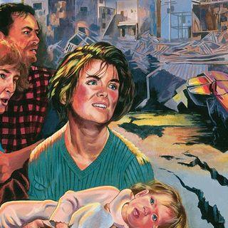 "#25. Godnathistorie (3). Lukas undrer sig over ""tegnene på at Enden er nær""."