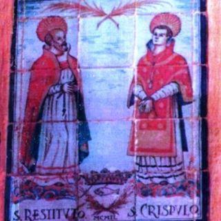 Santos Restituto y Críspulo, mártires