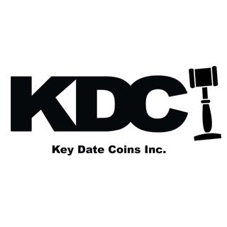 Corey Brower Key Date Coins - Expert Auctioneers