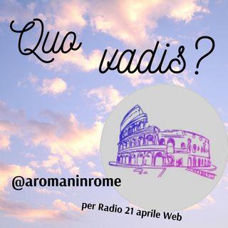 La visita di questo week end: Chiesa del Quo vadis Domine - Episodio 15